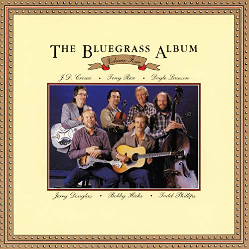 (The Bluegrass Album, Vol. 4)