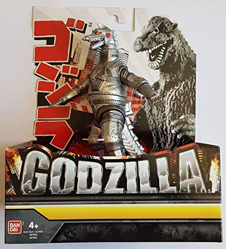 Bandai Godzilla Movie Monster EX: Mechagodzilla 6 Vinyl Figure
