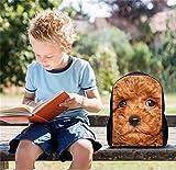 Freewander Kids School Backpack Galaxy Pattern Customized Kindergarten Book Bags