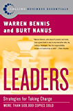 Leaders: The Strategies for Taking Charge (Collins Business Essentials)