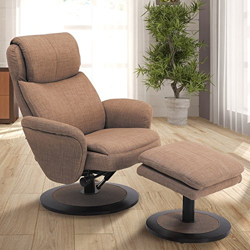 Mac Motion DENMARK-60-200 Denmark Comfort Chair, Taupe -