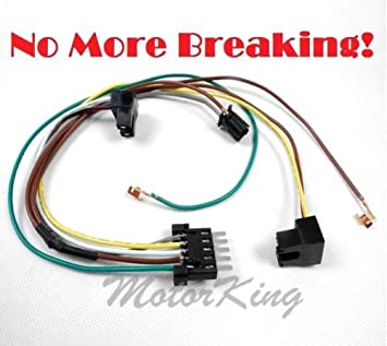 amazon com motorking dc109 02 07 mercedes left or right headlight motorking dc109 02 07 mercedes left or right headlight wire harness connector kit c320 c350