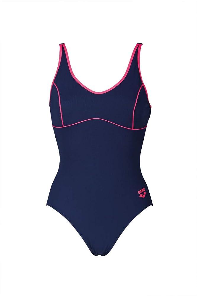arena W Tania Clip Back Disfraz Deportivo, Mujer, Navy/Aphrodite ...
