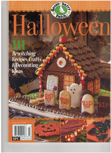 Gooseberry Patch Halloween Magazine (111 Bewitching Recipes, Crafts & Decorating Ideas, Nov. 2010) ()