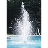 Ocean Blue Water Products Grecian Fountain