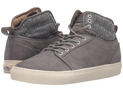 Vans Alomar Womens 8.5 / Heren 7 Tweed Grijze Fashion Sneaker