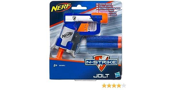 Nerf Strike Elite Jolt: Amazon.es: Juguetes y juegos