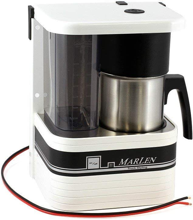 Kirk Electronic Cafetera Eléctrica Acero Inoxidable 24 V/500 W ...
