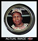1964 Topps Coins # 37 Frank Robinson Cincinnati Reds (Baseball Card) Dean's Cards 3 - VG Reds
