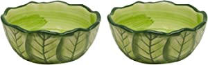Kaytee 2 Pack of Vege-T-Bowl, Cabbage, 16 Ounces