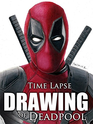 Clip: Time Lapse Drawing of Deadpool