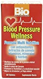 Best Blood Pressure Supplements - Bio Nutrition Blood Pressure Wellness Tabs, 60 Count Review