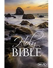 NKJV Holy Bible, Larger Print (Bible Nkjv)
