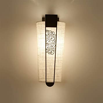 MKKM Home Decoration Wall Lamp Hotel Cafe Restaurant LampsChinese Style Living Room