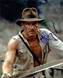 #8: Harrison Ford in Indiana Jones Signed Autographed Movie 8 X 10 Reprint Photo - (Mint Condition)
