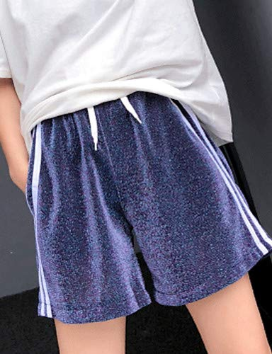 Blue chic da righe YFLTZ A donna Shorts Pantaloncini 0TqEnzS8
