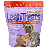Butler Lean Treats Nutritional Rewards for Large Dogs (1 Pack), 10 oz/Large