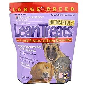 Butler Lean Treats Nutritional Rewards For Large Dogs (1 Pack), 10 Oz/Large 94