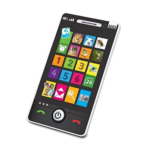 Smooth Touch Smart Phone Toy ( Gender: Boys, Girls ) by Kidz Delight