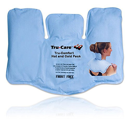 Cold and Hot Comfort Packs Provides First Aid Pain Relief for the Back, Shoulder, and Knee. Reusable and Convenient and Easy to Use. Made in the USA. (Gel Tri Pack)