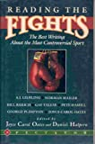 Reading the Fights, Joyce Carol Oates, 0137611498
