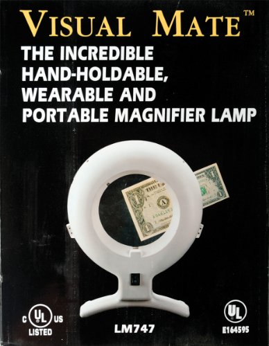Affordable Products Visual Mate Magnifier Lamp (Mate Visual)