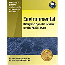 Environmental Discipline-Specific Review for the FE/EIT Exam