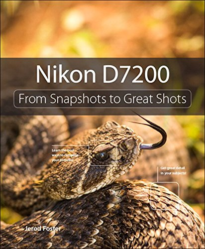 Nikon D7200: From Snapshots to Great ()