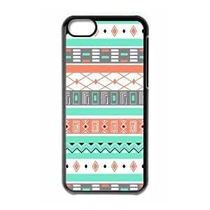Aztec Wood ZLB516331 Custom Phone Case for Iphone 5C, Iphone 5C Case