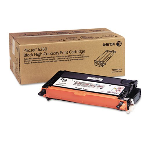 Xerox 106R01395 Toner Cartridge High-Yield (Black,1-Pack)