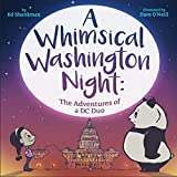 img - for A Whimsical Washington Night: The Adventures of a DC Duo book / textbook / text book