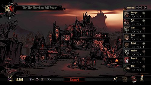 51Y3tb2D7VL - Darkest Dungeon: Ancestral Edition - PlayStation 4