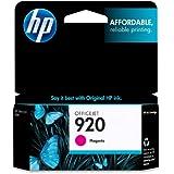 HP 920 Magenta Original Ink Cartridge For HP Officejet 6000, 6500,7000, 7500