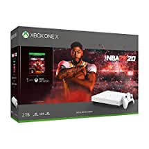Amazon.com: Microsoft Xbox One X 2TB SSD Enhanced NBA 2K20