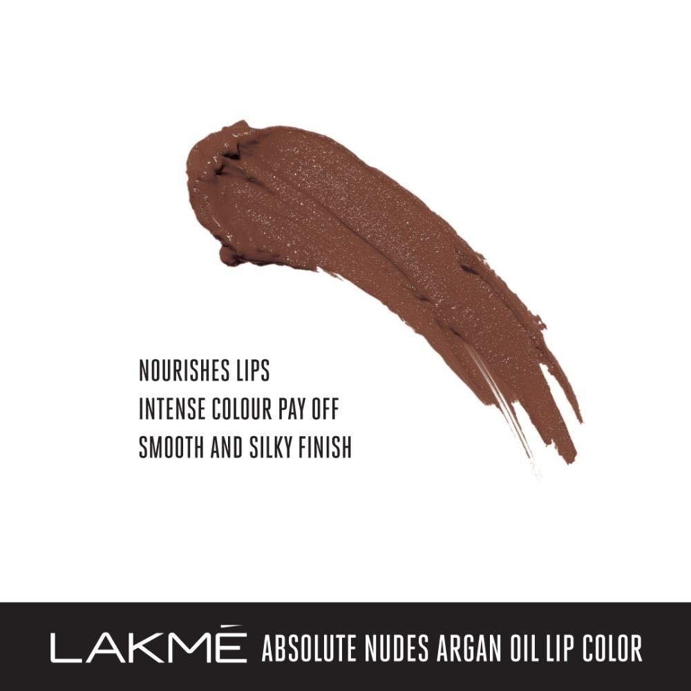 Lakme-Absolute-Argan-Oil-Lip-Color-Long-Lasting-Waterproof-Lipstick thumbnail 11