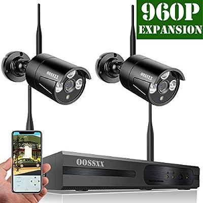 2018 Black Wireless Camera System by OOSSXX