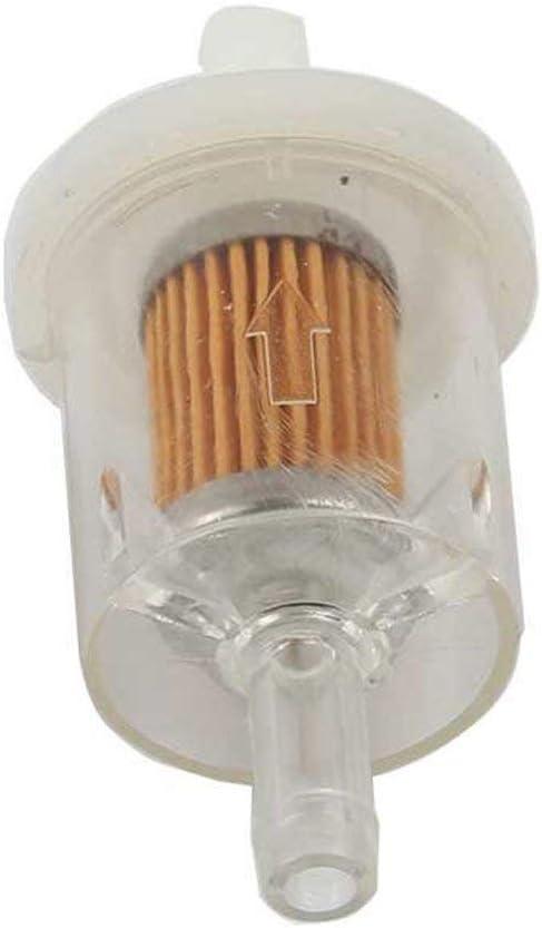 JJDD Fuel Filter for Briggs /& Stratton 493629 691035 5065 5065D 5065K Kawasaki 49019-7001 Oregon 07-107 Prime Line 7-07061 2pcs