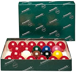 Billes Snooker Aramith 52 mm A119