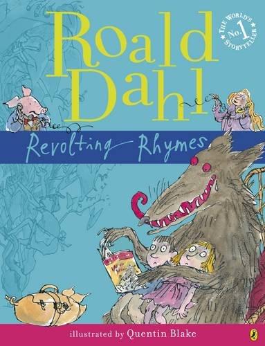 Download Revolting Rhymes pdf epub