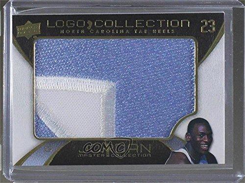 Michael Jordan (Basketball Card) 2011-12 Upper Deck Michael Jordan Master Collection - Logo Collection UNC #UNC-7