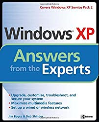 Windows XP Answers from the Experts