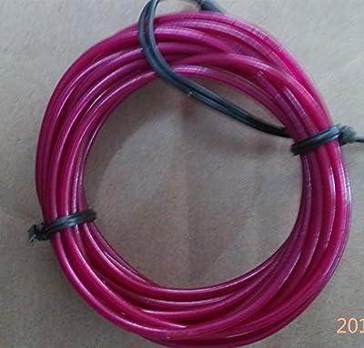 KingWinX 2.3 mm 3 m EL Cold Light Wire,Purple