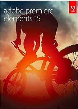 Adobe Premiere Elements 15 for PC/Mac Disc