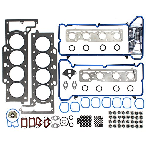 (New CHG0012 Graphite Cylinder Head Gasket Set for 2000-05 Cadillac V8 4.6L 281 Northstar Deville Seville Eldorado Bonneville)