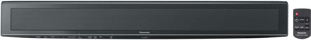 Amazon.com: Panasonic SC-HTB10 120W 2.1-Channel Slim Sound
