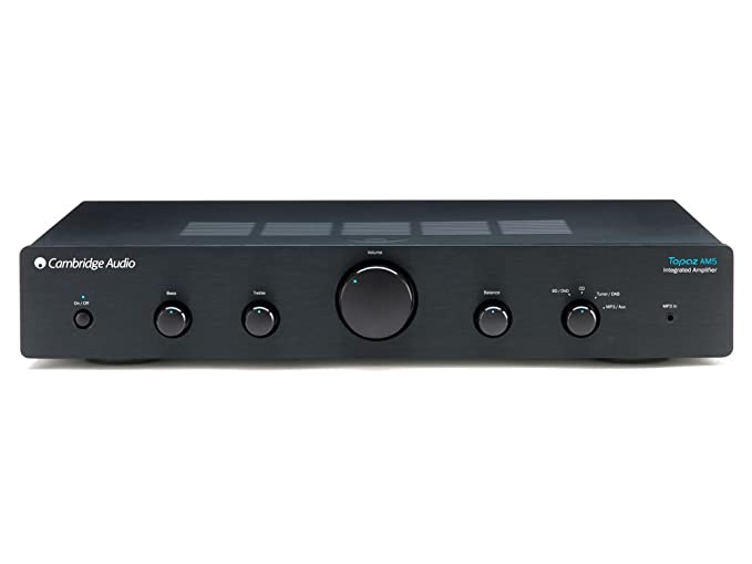 Cambridge Audio Topaz AM5 Entry-Level Integrated Amplifier Home Theater, TV & Video at amazon