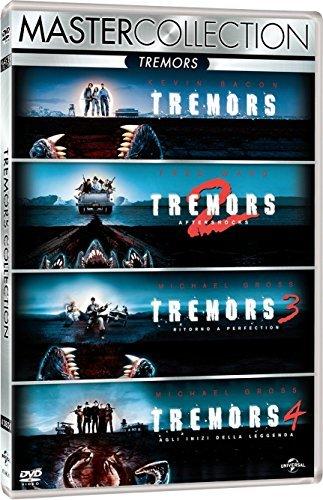 tremors quadrilogia 4 dvd box set DVD Italian Import by fred ...