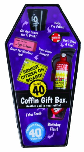 BigMouth Inc Gift Box Coffin