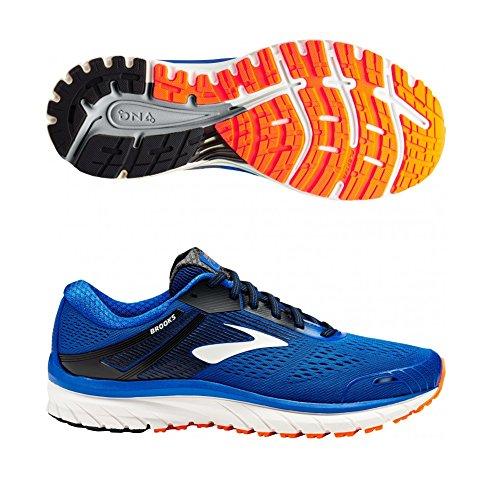 420 Bleu Homme Running Blue Orange Adrenaline Brooks Bleu de Black 18 Chaussures GTS 8q7xxwXY6