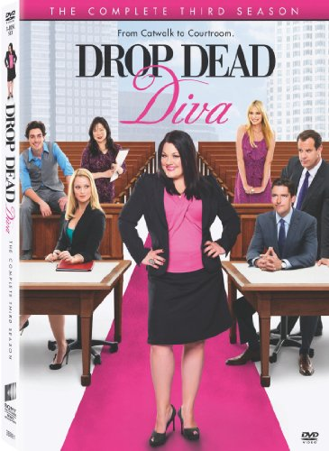 Drop dead diva tv show news videos full episodes and - Watch drop dead diva ...
